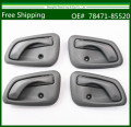New Hight quality  Interior Right Front or Back Door Handle for SUZUKI Vitara 1999-2005 --Set of 4