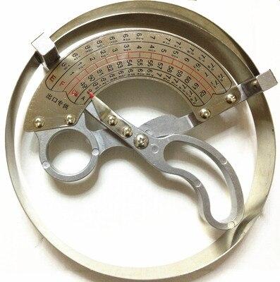 Réguas profissional ferramentas de medição Material : Metal