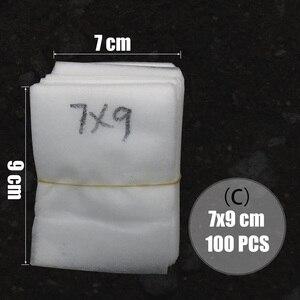 Image 4 - MUCIAKIE 100PCS ผ้าแบนเนอสเซอรี่ Grow ถุงย่อยสลายได้ปลูกกระเป๋าเป็นมิตรกับสิ่งแวดล้อมระบายอากาศพืชรากป้องกัน