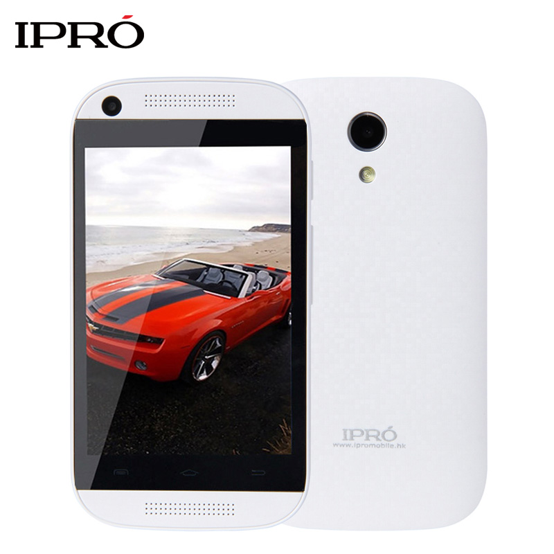 Цена за IPRO I9355A 3.5 дюймов Android 4.4 Смартфон MTK6571 Двухъядерный ОЗУ 512 М ROM 4 Г Открыл Мобильный Телефон Dual SIM 3 Г WCDMA Мобильного Телефона