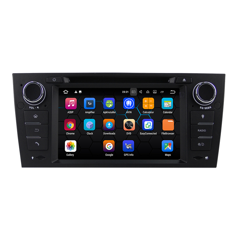 Android 7.1.2 System Car DVD Player for <font><b>BMW</b></font> 3 Series <font><b>E90</b></font> E91 E92 E93 with GPS Navigation Car Multimedia Player