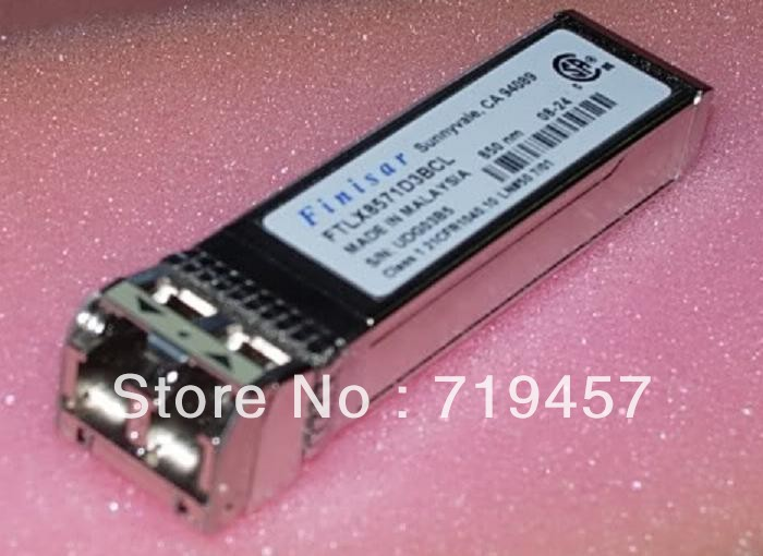 FREE SHIPPING FTLX8571D3BCL TXRX SFP+ MULTI 10GB/S 850NM