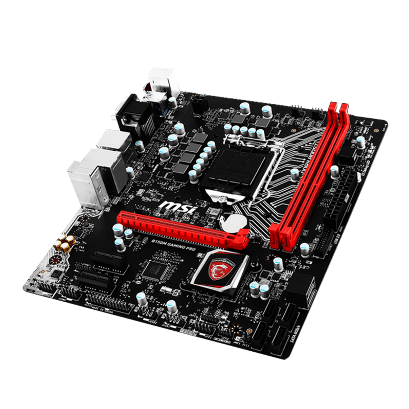 MSI B150M GAMING PRO LGA1151 interface computer motherboard