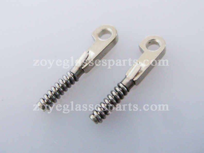 1.2mm spring mechanism for eyeglass spring hinge TX-020,optical frame hinge repairing parts, shipping in 2 days