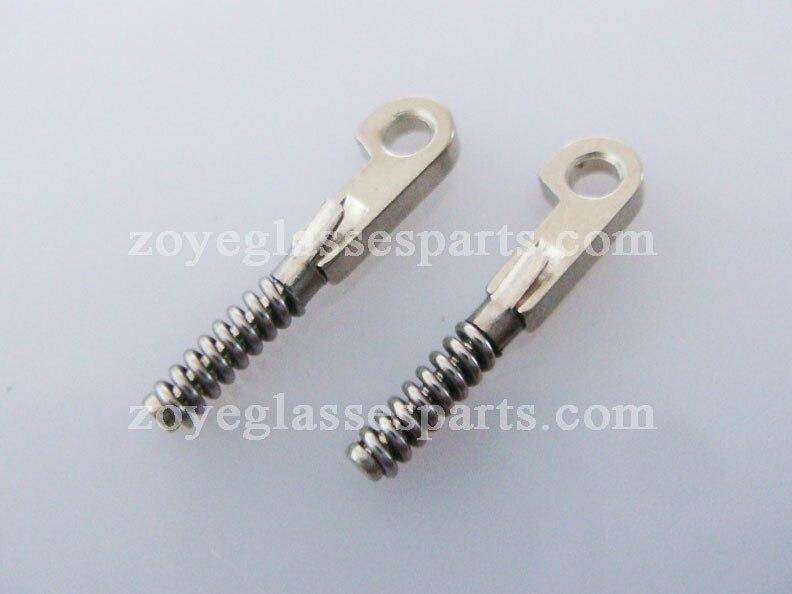 1,2mm Federmechanismus Für Brillen Federscharnier Tx-020, Optischen Rahmen Scharnier Reparatur Teile, Versand In 2 Tage