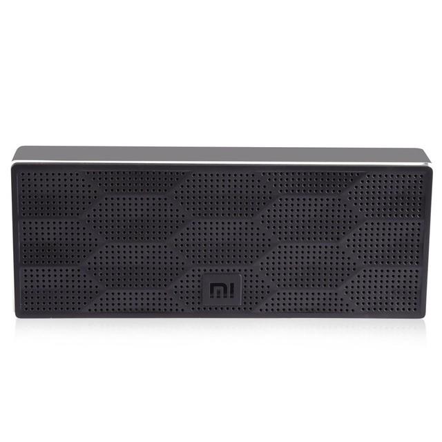 Original xiaomi bluetooth 4.0 mini altavoz portátil altavoz inalámbrico caja de sonido estéreo para iphone 6 s plus ipad pro mp3 usb