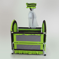 holycat Baby cradle bed baby bed newborn small concentretor crib baby hanging basket sleeping basket bed