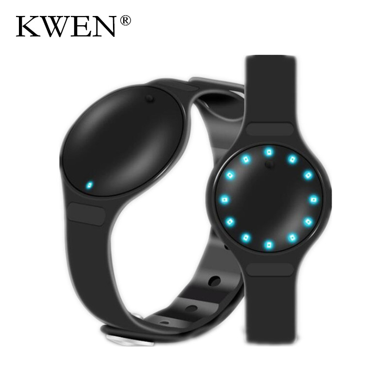 KWEN WristWatch Bluetooth font b Smart b font font b Watch b font Sport Pedometer With