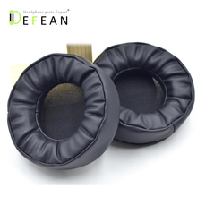 Defean Cushion Thicker ear pads seals pillow memory foam cover for headphones Full sizee for all 70 75 80 85 90 95 100 105 110mm