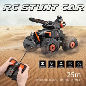 RC Stunt Car RC Tank Armored F
