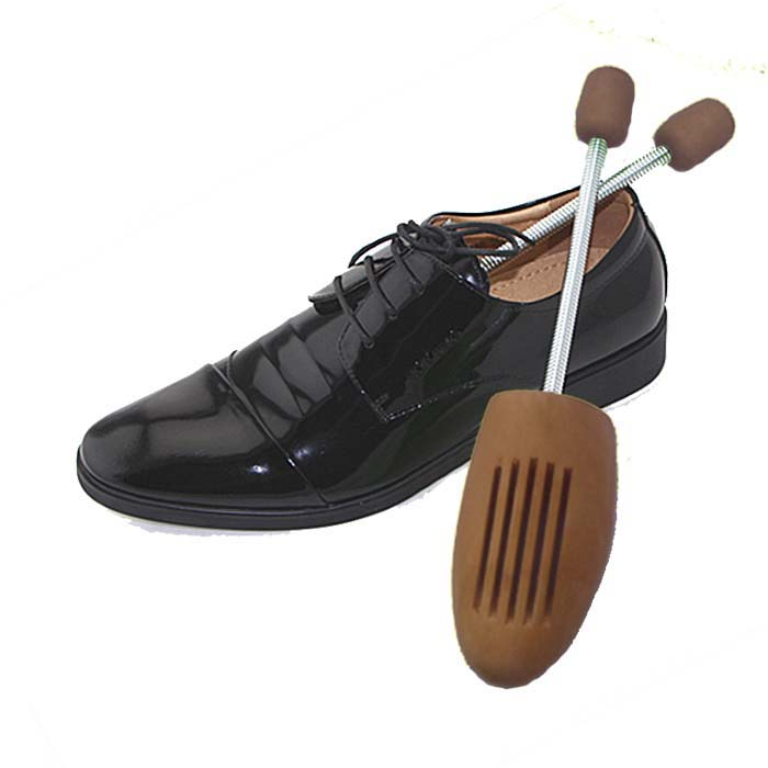 Wooden Shoe Tree High-grade Spring Shoes Adjustable Support Shoe Shaped Fixed Shoes Without Distortion