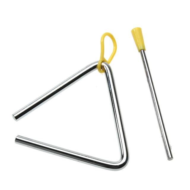 Musical Steel Triangle for Kids