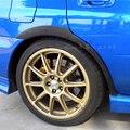 WRX GD Style Rear Wide PU Car Rear Body Kit Fender Cover Trim for Subaru 7 8 9 th IMPREZA WRX 2000-2006