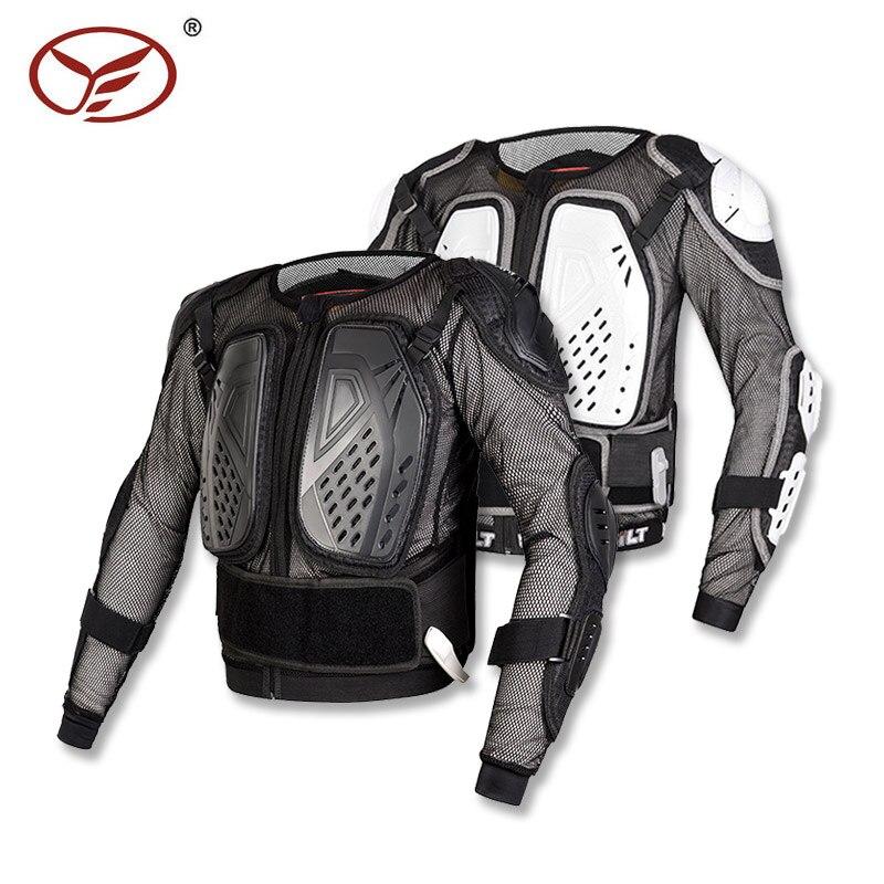 Moto Armadura Motocross dos protecteur Blouson Moto armure protecteur Chaqueta Moto Daines Dorsale Duhan Moto