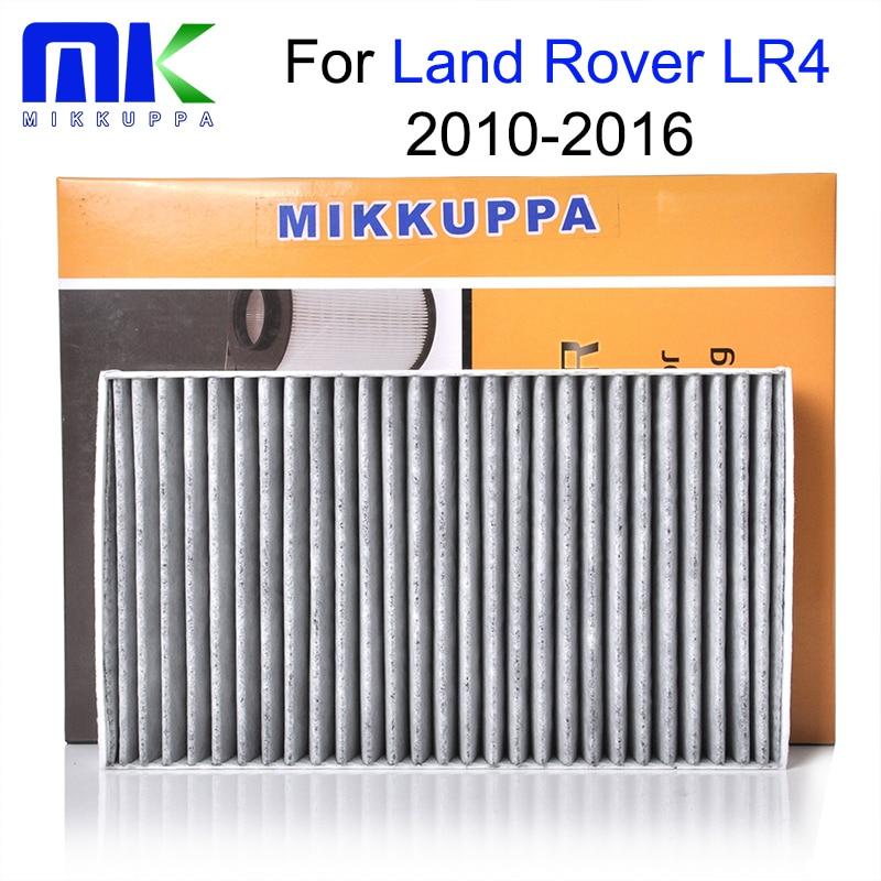 Mikkuppa Cabin Air Filter For Land Rover LR4 2010 2011
