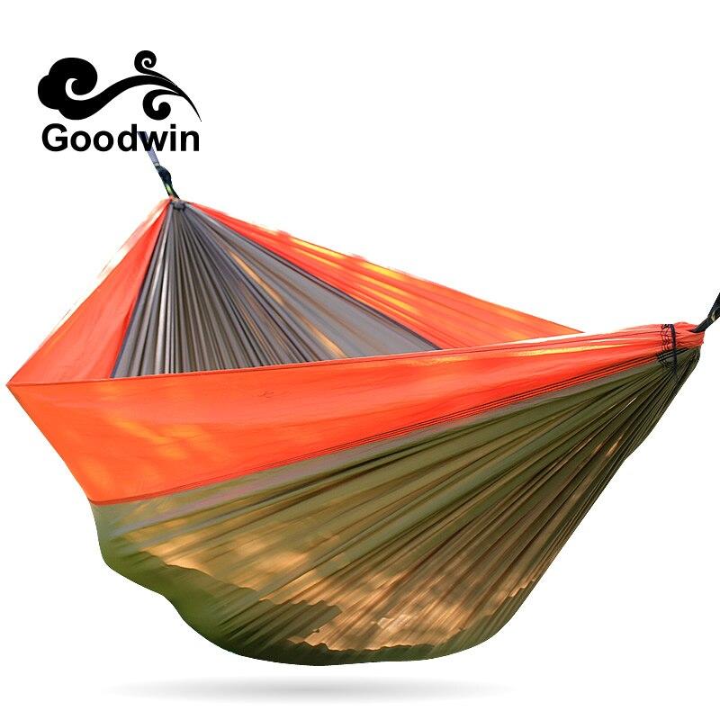 цены Hamacas Parachute Articoli Per La Caccia Hanging Chairs Hammock Double