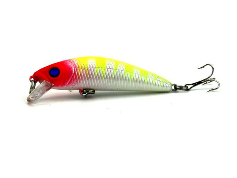 Yimistar  #4066P  Fishing Lures 8.1g 7cm Road Sub Snakehead Minow Sea Fishing Outdoor Activities Wholesale