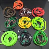 1 1M Simulation Snake Toy Snake Rubber Snake Simulation Soft Snake Spider Toys Suitable For Children