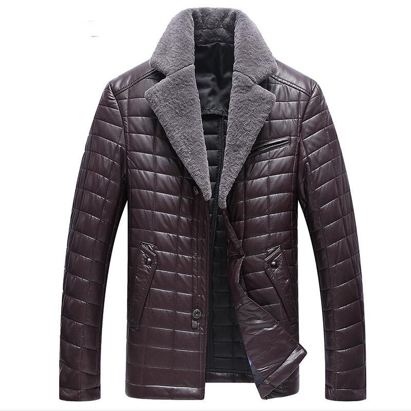 high fashion mens leather jackets