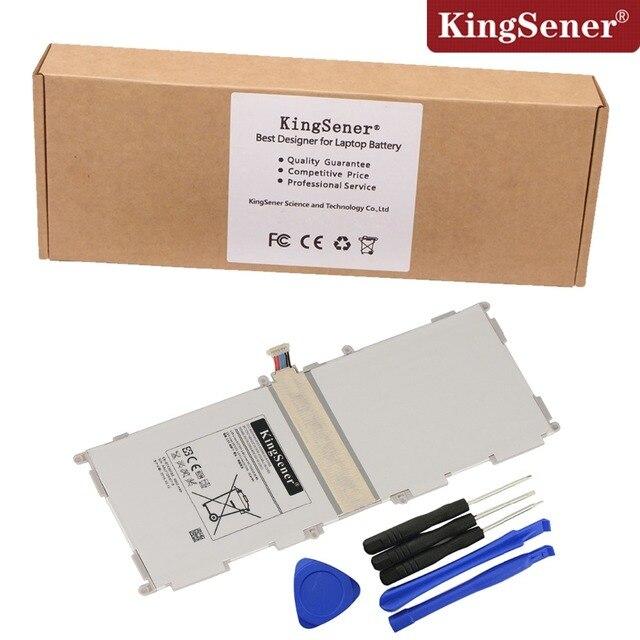 KingSener 3.8 В 6800 мАч EB-BT530FBE Tablet Аккумулятор Для Samsung T530 Galaxy Tab 4 10.1 SM-T530NU T531 T535 EB-BT530FBC EB-BT530FBU