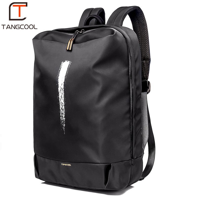 Tangcool 2019 New Fashion Laptop Backpack Men Waterproof Travel Backpack School Bags Trend College Students Backpack
