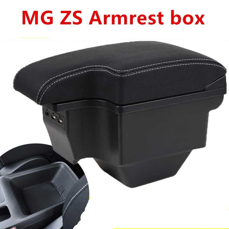 Per MG ZS box Bracciolo centrale casella dei contenuti Negozio 2017-2019Per MG ZS box Bracciolo centrale casella dei contenuti Negozio 2017-2019