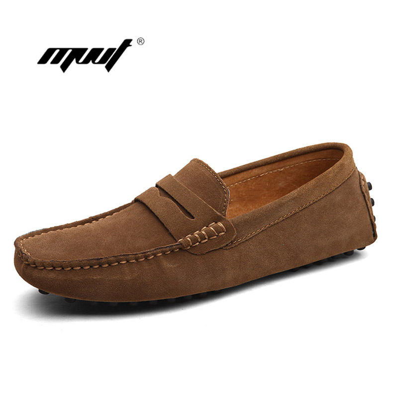 Fashion Summer Style Soft Moccasins Men Loafers High Quality Brand Genuine Leather Shoes Men's Flats Gommino Driving Shoes 2017 new brand breathable men s casual car driving shoes men loafers high quality genuine leather shoes soft moccasins flats