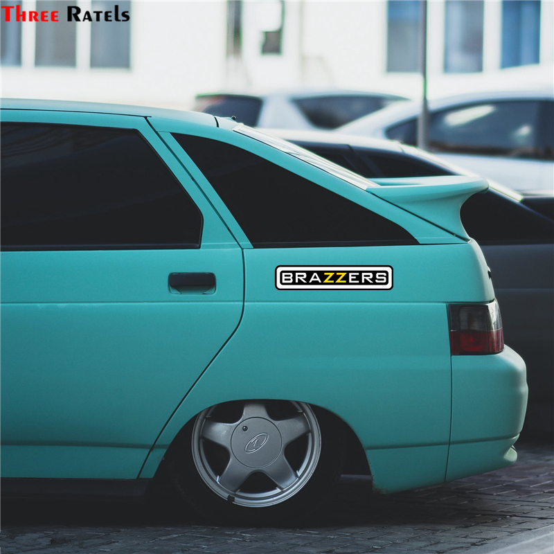 Brazzer Car Stickers   Colorful Funny Stickers   The Switch Stickers