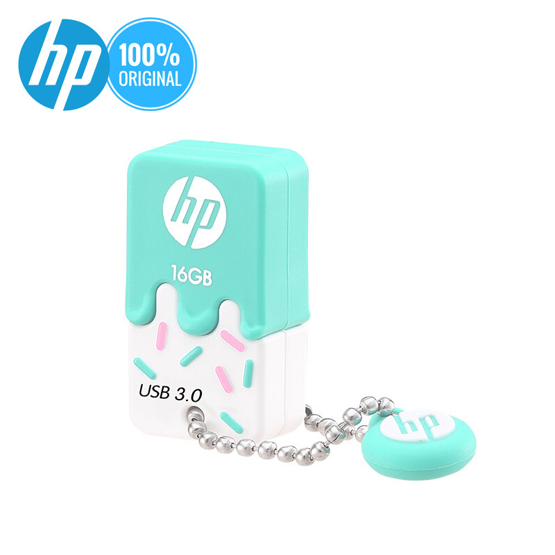 HP USB Flash Drive 16gb 32gb 64g Cle USB 3.0 X778W Silikone Memory Stick Pen Drive Tiny Pendrive U Disk On Key DJ Thumb Driver
