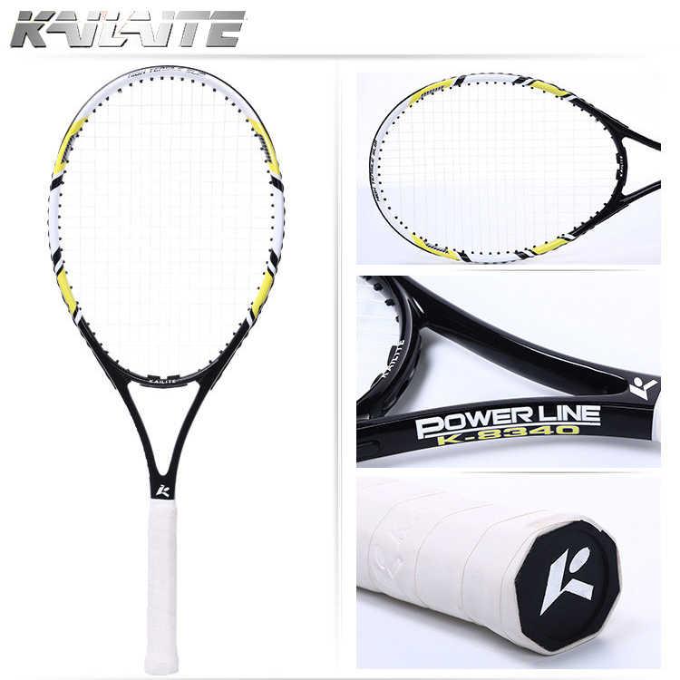 1 Pcs Tennis Racket Raquets Carbon Fiber High-quality Nylon For Women Training Entertainment With Bag Ball String Sweatband