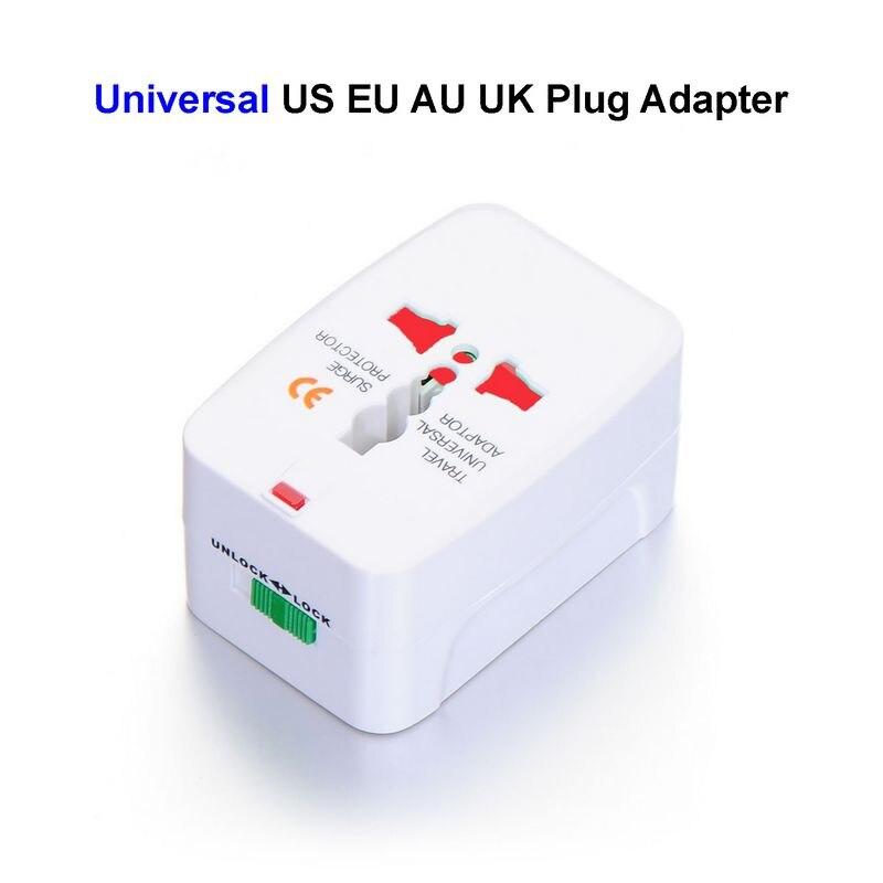 Универсальный адаптер для штепсельной вилки, международная европа, сша, австралия