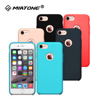 Shockproof Premium Quality Flexible Soft Silicone Case For Iphone 7 Iphone 7 Plus Case Cover