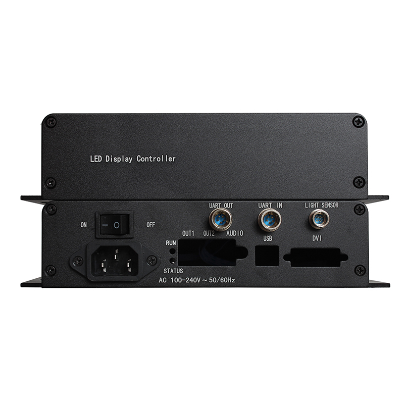 Novastar MSD300 puni colorl LED video zaslon slanjem kartice sinkroni - Kućni audio i video - Foto 6