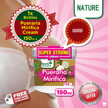 BREAST ENLARGEMENT 100% PURE PUERARIA MIRIFICA CREAM VERY STRONG AND BIG POT