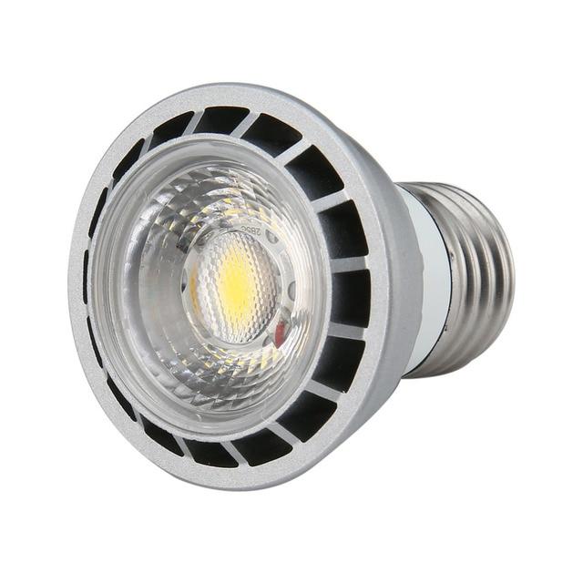 ICOCO E26-COB Lens Embedded Ceiling Barrel Hole Lamp Led Down Light Spotlights 5W
