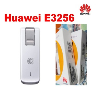 Lot of 20pcs Original Unlock HSPA+ 42Mbps HUAWEI E3256 3G USB Modem Support DC-HSPA+/HSPA+/UMTS 850/1900/2100MHz