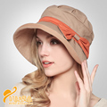 2016 New Spring and summer fashion hit Color UV sunscreen sun hat cap  foldable B-2303