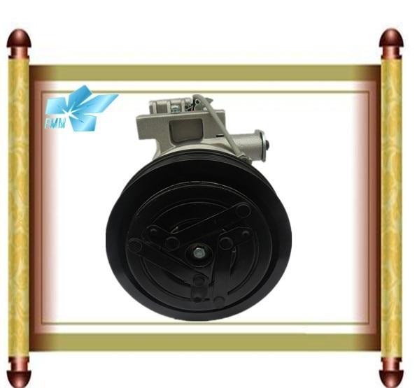 12 В Авто AC compressor 125 мм 6pk для Mazda 6 2.0l 2.3l
