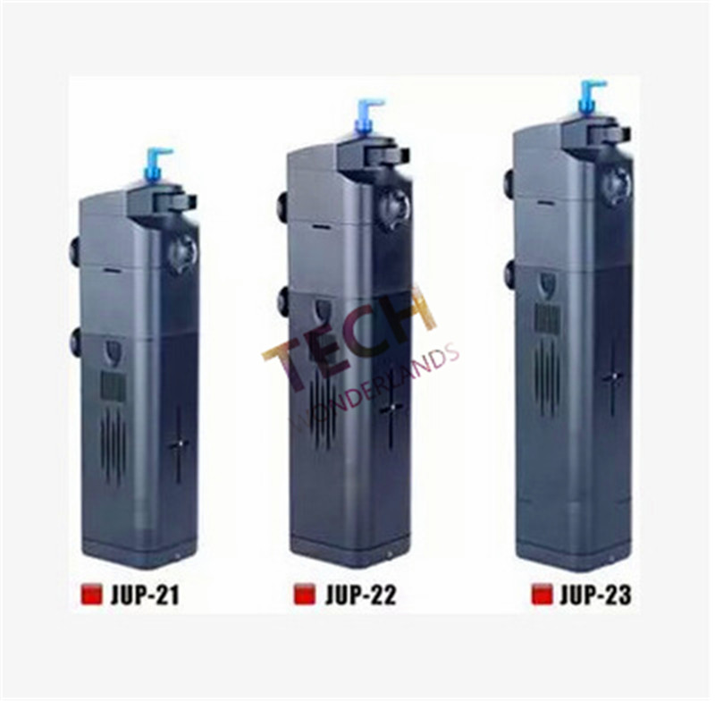 JUP-21 JUP-22 JUP-23 8W Aquarium UV Inbyggd SUNSUN Aquarium Filter Germicidal Lamp Chloralgal Germicidal Lampa