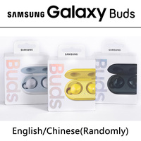 Original SM R170 For Samsung Galaxy Buds True Wireless Earbuds Wireless Charging Bluetooth 5.0 For Samsung Galaxy S10 S10+ S10e