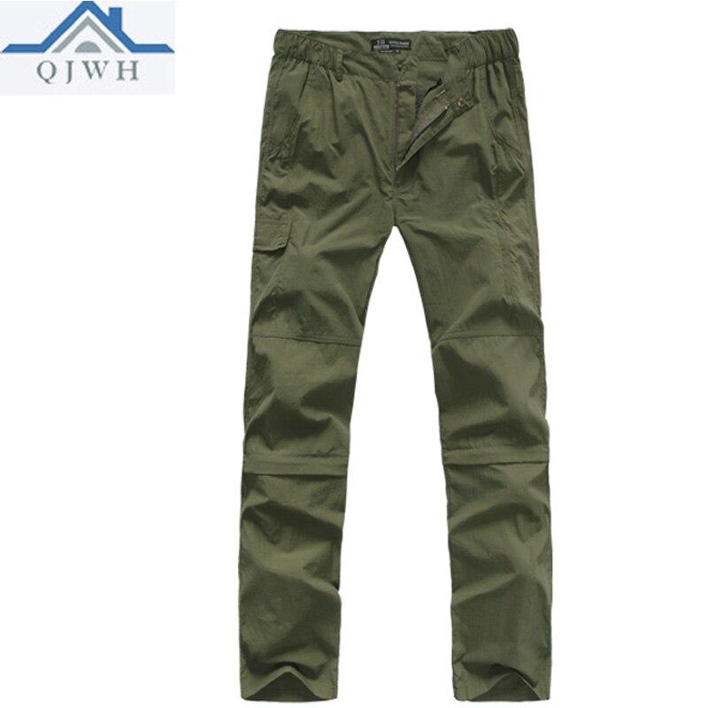 Popular Mens Elastic Waist Cargo Pants-Buy Cheap Mens Elastic ...