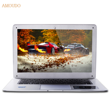 Amoudo-6c плюс intel core i5 cpu 4 ГБ ram + 120 ГБ ssd + 1 ТБ hdd dual дисков windows 7/10 система ультратонкий ноутбук ноутбук