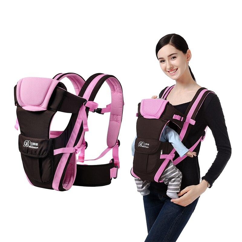 Beth Bear Baby Carrier Single Double Shoulder Belt Sling Mochila Infant Backpack Carriers Suspenders Child Baby