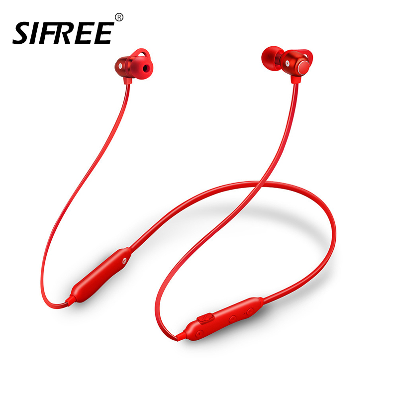 S6 Wireless Bluetooth Earphone sports Headset With Microphone Sports Stereo Music Earphone For iOS Android Phones