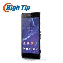 """Оригинальный sony xperia z2 мобильный телефон 5.2 """"Quad Core Смартфон 3 ГБ RAM 20.7MP LTE NFC Водонепроницаемый Сотовые Телефоны Восстановленное Телефон"""