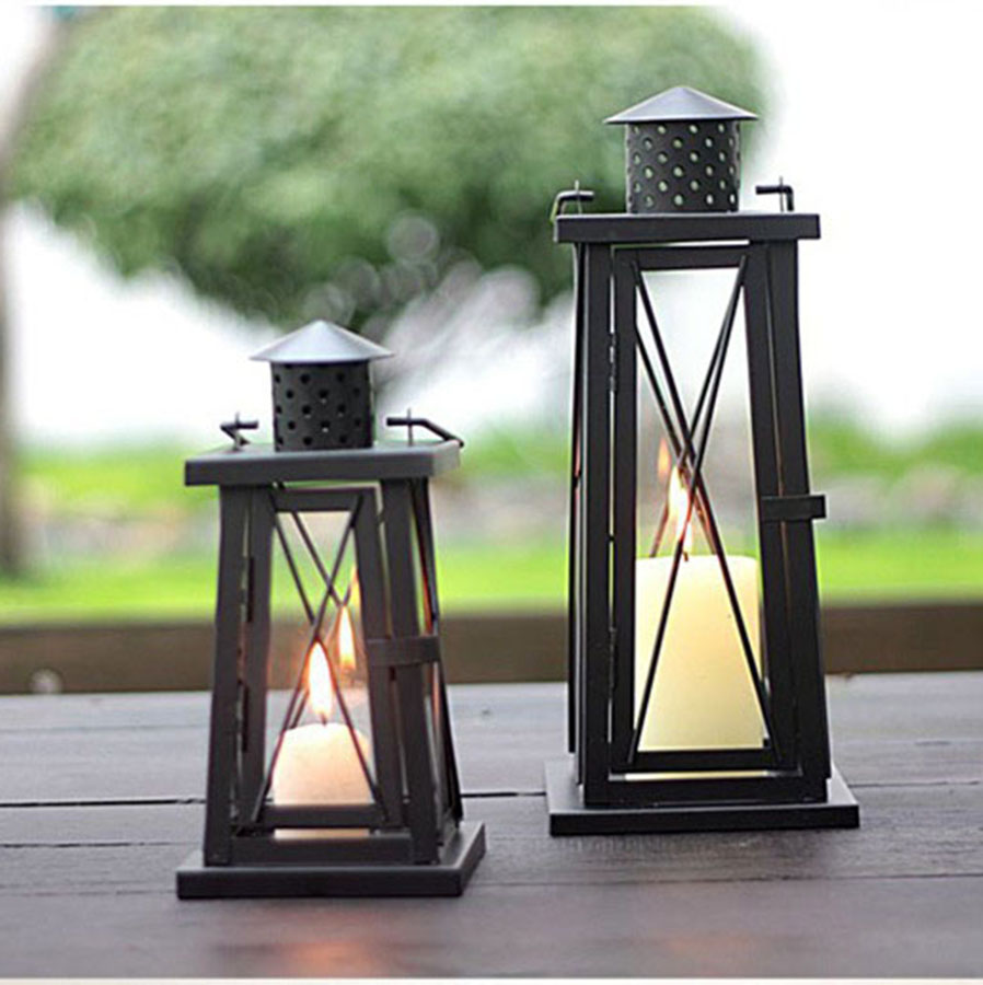 Outdoor Lighting Wall Lamp Led Modern Bedroom Decorative Candle Lanterns  Oil Burner Velas Led Znicz Wall Candlestick DDX304 In Candle Holders From  Home ...