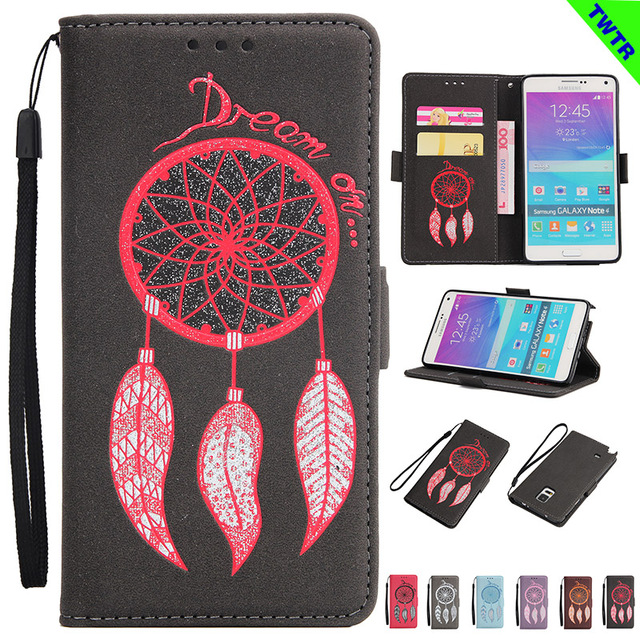 Case for Samsung Galaxy Note 4 N910C Leather housing for Samsung Note4 SM-N910F SM-N910C SM-N910U SM-N910V SM-N910T phone bag