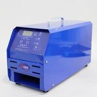 Atualização digital fotossensível selo flash máquina selfinking carimbo que faz 220 v transporte rápido|Machine Centre| |  -