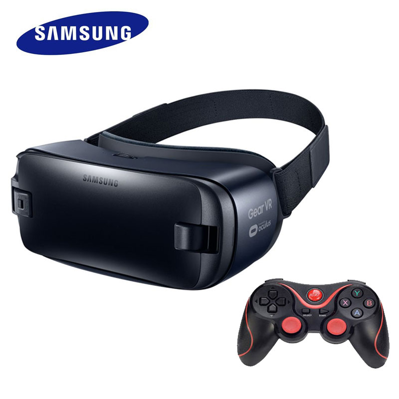 Samsung Gear VR4 font b 3D b font Virtual Reality font b Glasses b font 100