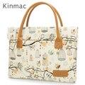 2020 новый бренд Kinmac сумка для ноутбука 13